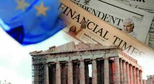 Αφιέρωμα των F.T. στην Ελλάδα - Γιατί είναι η μόνη οικονομία που δεν λέει να σηκώσει κεφάλι