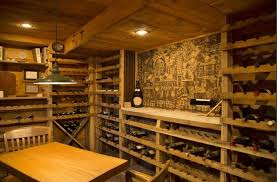 wine room lighting. Vintage Porcelain Lighting Sets Mood In Victorian Wine Cellar Room D