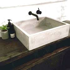 diy concrete sink. Delighful Diy Bathroom Medium Image For Best Ideas About Concrete Sink On Bathroom Basin  And Vessel Diy To O