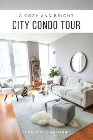Chicago Condo Design A Feminine Chicago Condo Tour With Glam Accents Condo