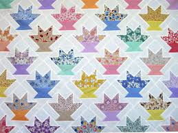 flower basket quilt pattern | is for Quilter » Blog Archive ... & flower basket quilt pattern | is for Quilter » Blog Archive » Cactus Basket  Quilt Top Adamdwight.com