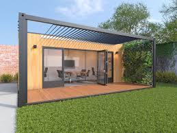 home office pod. Office POD - ECO On Grass.jpg Home Pod B