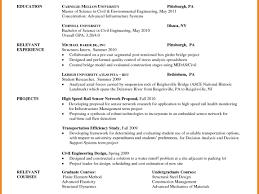 Fine Cornell University Resume Format Inspiration Documentation