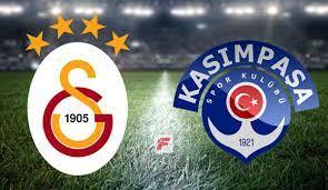 Galatasaray - Kasımpaşa maçı hangi kanalda, saat kaçta? - Galatasaray (GS)  Haberleri