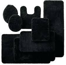 brown memory foam bath mat black bathroom mat set pretty bathroom rugs