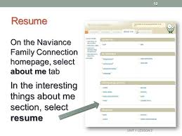 Naviance Resume Enchanting Naviance Resume Student Resume Naviance YouTube How To Use Resume