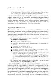Printable Surveys New Oral Health Surveys