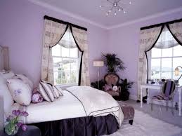 Latest Curtains For Bedroom Teen Bedroom Design Ideas With Purple Color And Curtains Designs