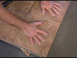 how to lay tile over plywood you
