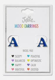 Mood Ring Chart Meanings Particular Justice Mood Ring Color Chart The Meaning Of