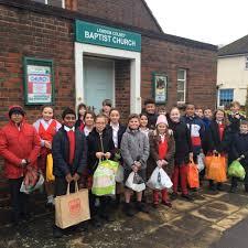 St Bernadette school pupils spread Christmas cheer | Herts Advertiser
