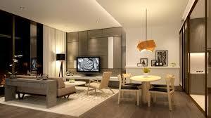 Service Apartment Interior Design  Nanjing