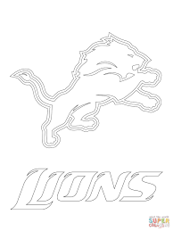 Tennessee Titans Emblem Coloring Page Nfl Logos Seattle