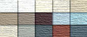 Siding Colors Siding Colors Chart Mastic Ovation Vinyl Color