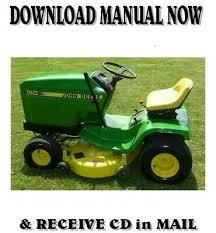 john deere 160 riding lawn mower