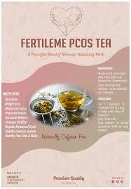 pcos tea fertileme by vivien zbinden