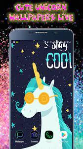 Cute Unicorn Wallpapers Live - Offline ...