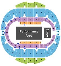 Hampton Coliseum Seating Chart Hampton