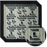 LABYRINTH WALK QUILT PATTERN-Pieced Quilts-Patterns & LABYRINTH WALK QUILT TOP KIT Adamdwight.com