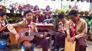Ansambel gitar, ansambel rekorder, dan ansambel alat musik ritmis. Yamko Rambe Yamko Ansambel Campuran Youtube