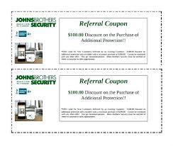 Referral Coupon Template Best Customer Referral Form Template Saunaweb