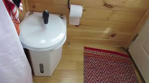 toilets for tiny houses. Perfect Houses Using The CHead Composting Toilet In A Tiny House Cb99videos Chead  Chead Compostingtoilets  YouTube On Toilets For Houses S