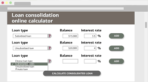 student loan caluclator consolidating student loans youtube