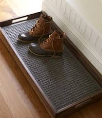 Decorative Boot Tray DIY Boot Tray Boot tray Trays and Towels 7