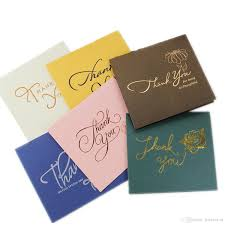 Buisness Greeting Cards Thank You Cards Greeting Cards Business Card Top Grade Color