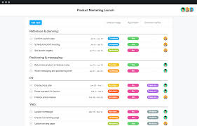 Product Launch Plan Template Tips And Examples Asana