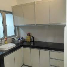 fine melamine kitchen cabinet composition home design ideas and