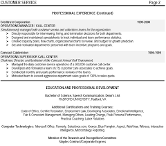 Call Center Supervisor Resume Magnificent Call Center Supervisor Resume Skills Call Center Supervisor Resume