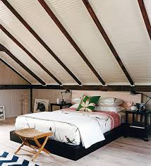 view in gallery low slung decor makes this bedroom visually appealing
