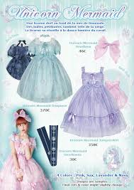 here are the information about the unicorn mermaid reservation at angelic pretty paris