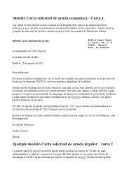 Formato De Carta De Solicitud Resultado De Imagen Para Varios Ejemplo De Carta De