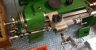 vectrax ctl 618evs toolroom lathe frequency drive system watchmakers lathe boley leinen ww 83 8mm
