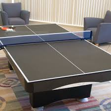 olhausen conversion ping pong table top american billiards and inside designs 18