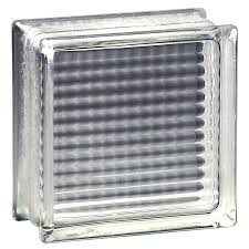 pittsburgh corning thickset 90 endura premiere 4 pack glass blocks common 8