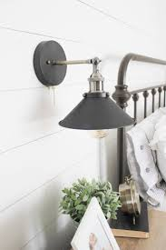 Bedside Sconces wall lights bedroom 15 fascinating ideas on farmhouse master 1438 by xevi.us