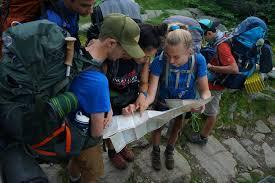 Outdoor adventure programs for teens