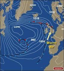 Synoptic Weather Maps Skills A2