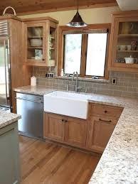 oak color paintRefinishing Oak Kitchen Cabinets Ideas How To Paint Kitchen