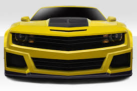 Camaro chevy camaro accessories : 2010-2013 Chevrolet Camaro CCG Wide Body Kit and Accessories Now ...