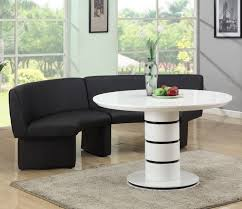 Curved Dining Bench For Round Table Curved Dining Bench Canada Curved Bench Dining