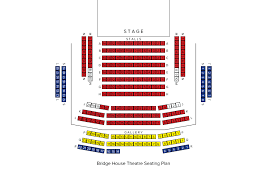 Us House Seating Chart Seating Plans Bridge House Theatre