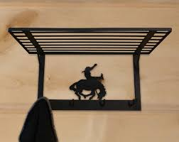 Western Coat Rack Cowboy Hat Racks And Coat Racks Lone Star Western Decor Western Coat 50