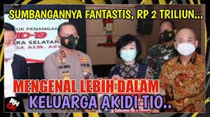 Maybe you would like to learn more about one of these? Ternyata Bisnis Ini Mengenal Siapa Keluarga Pengusaha Akidi Tio Bantu Palembang Sumsel 2 Triliun Youtube