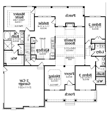 small bedroom house plans home design ideas three for 3 bedroom house layout plans