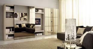 Living Room Glass Cabinets Luxury Living Room Design With Grey Sofa Sliding Glass Door