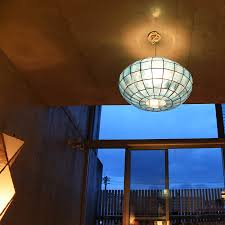 indirect lighting ceiling. Pendant Light Shell Pull Marta L (ocean Blue) / Permata L(Ocean Indirect Lighting Ceiling